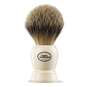 IVORY FINE SHAVING BRUSH