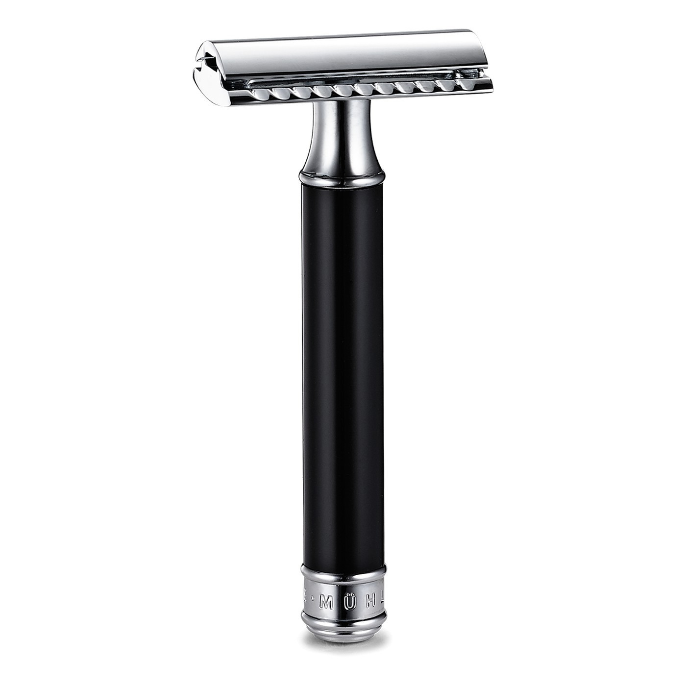 SAFETY RAZOR R106 SHORT BLACK
